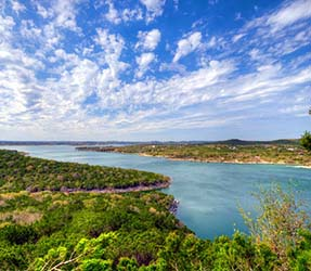 Lake Travis Zipline Texas